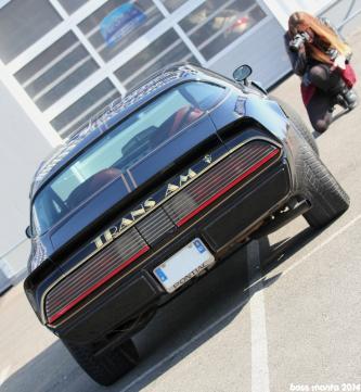 Pontiac Firebird Trans Am 1978