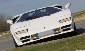 Réplique Lamborghini Countach LP 400/500S