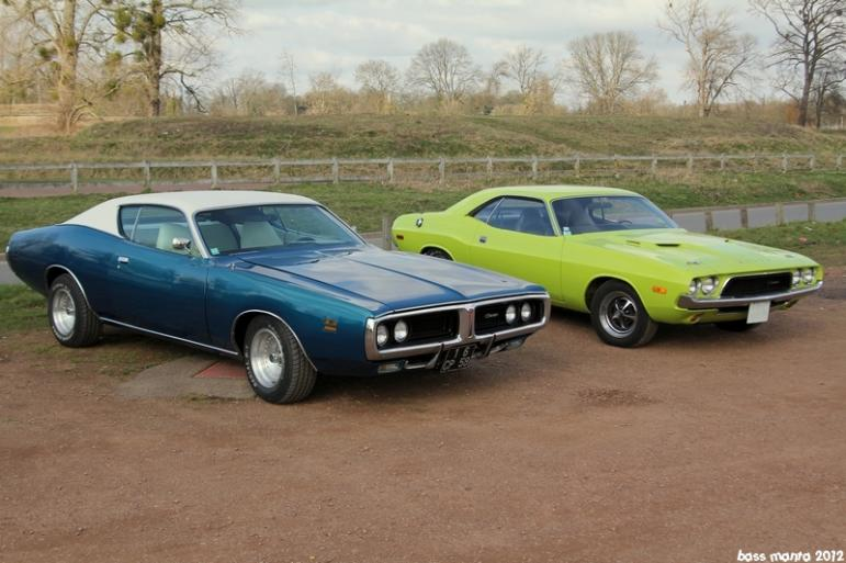 Charger & Challenger