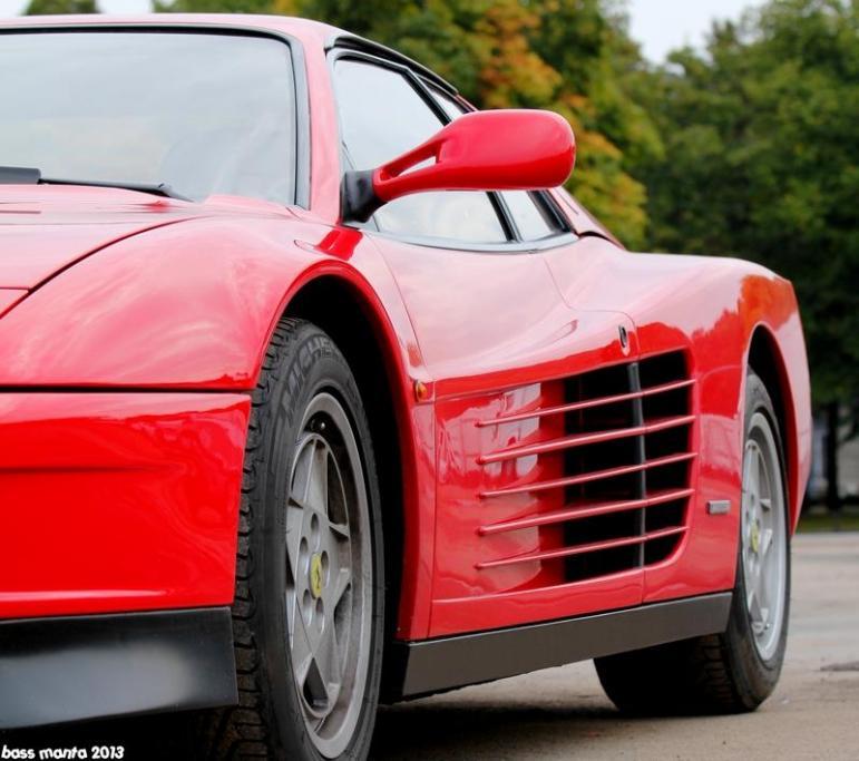 Ferrari Testarossa ( 1991 )